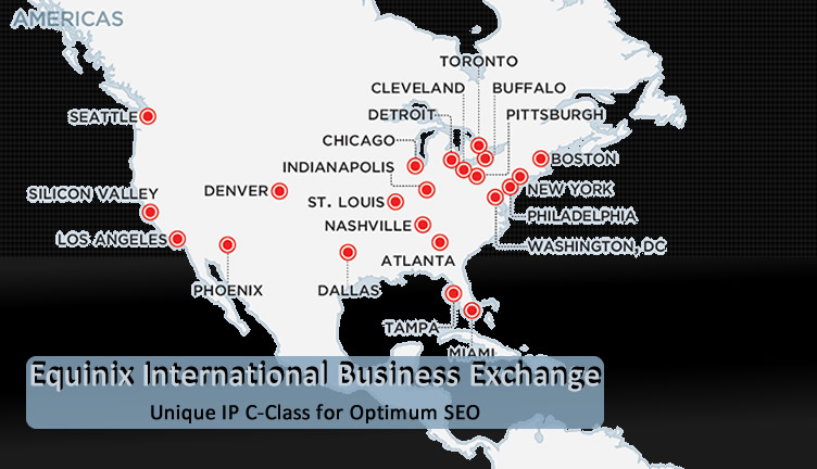 IBX Locations