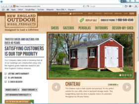 Example of Construction Real Estate and Home Improvement Home Improvement search marketing