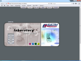 Example of Manufacturing Distribution Web Development