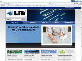 Example of Software and TeleCom Internetworking and Related Web Site Designers