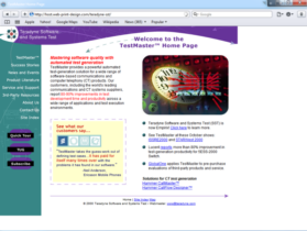 Example of Software and TeleCom Internetworking and Related Internet Web Marketing