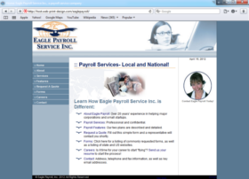 Example of Banks and Financial Financial Services Web Design Firm