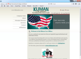 Example of Banks and Financial Financial Services web design