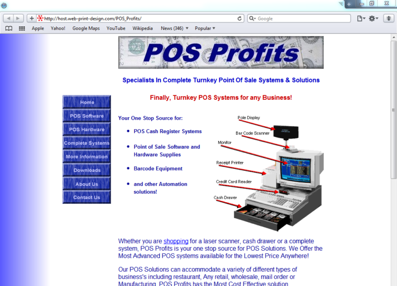 Example of Banks and Financial Financial Services Internet Site Web