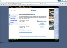 Example of Construction Real Estate and Home Improvement Brokers and Agents Search Engine Submission