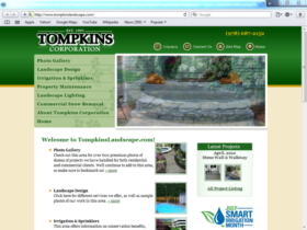 Example of Construction Real Estate and Home Improvement Home Improvement web site promotion