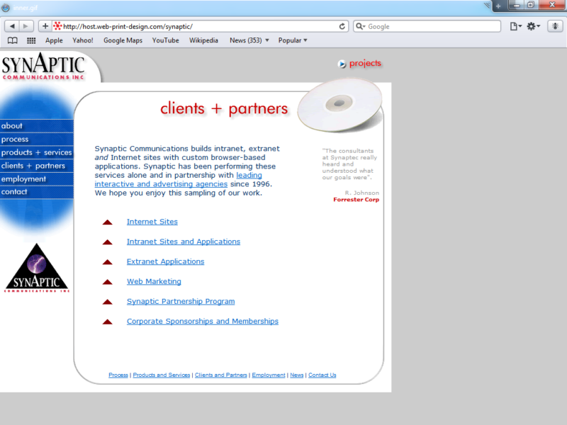 Example of Corporate Services Internetworking and Related Seo Search