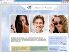 Example of Health Care Pharma and Professionals Health Care and Insurance internet marketing strategy
