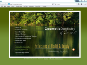 Example of Health Care Pharma and Professionals Health Care and Insurance affordable web site design