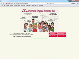 Example of Manufacturing Distribution Internet Site Web