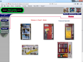 Example of Manufacturing Distribution Marketing Mix