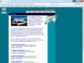 Example of Manufacturing Materials and Heavy Equipment Search Engine Submission