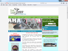 Example of Non-Profit Associations Foundations and Non-Profit Web Page Design