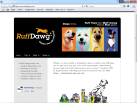Example of Retail Gifts Arts and Other search marketing