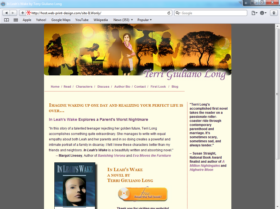 Example of Retail Publishing Web Designers