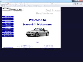 Example of Retail Transport and Logistics Digital Marketing